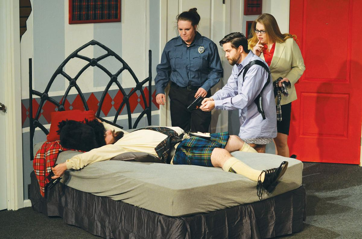 Unnecessary farce delivers laughs arts entertainment for Farcical plays