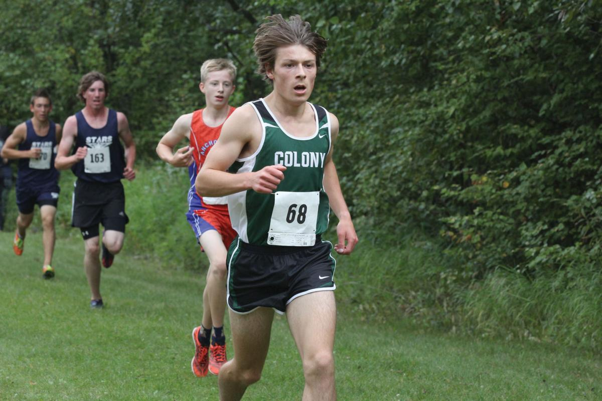 first cross country meet tips for a happy