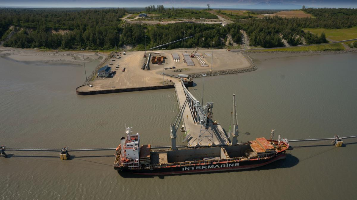 Borough To Vote Tuesday On Timber Contract For Port Mac
