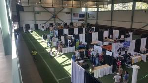 Inaugural Valley Fitness Expo touts healthy lifestyles