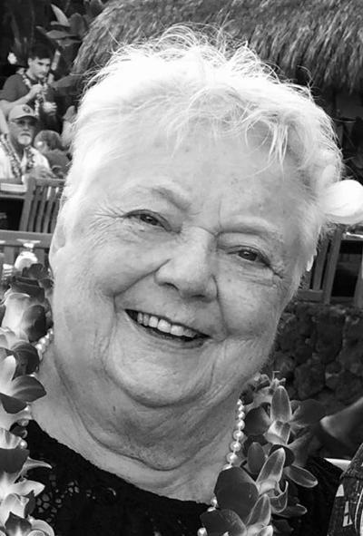 "Patricia ""Patti"" Unarose Johnson Hoekema"