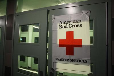 American Red Cross shelter