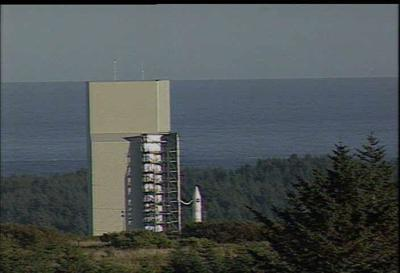 Kodiak Star Launch