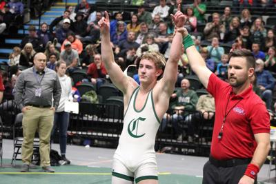 a44c6aecebdfd7 Colony senior Trace Severson earned his first career state title during the  ASAA First National Bank Division I State Wrestling Championships Saturday  in ...