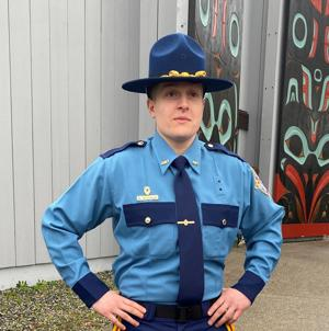 'Rite of passage': Q&A with newly graduated Alaska State Trooper