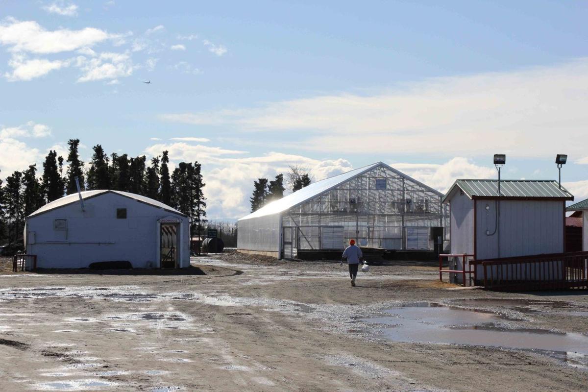 Point Mackenzie Correctional Farm