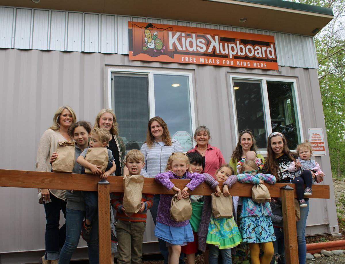 Kids Kupboard
