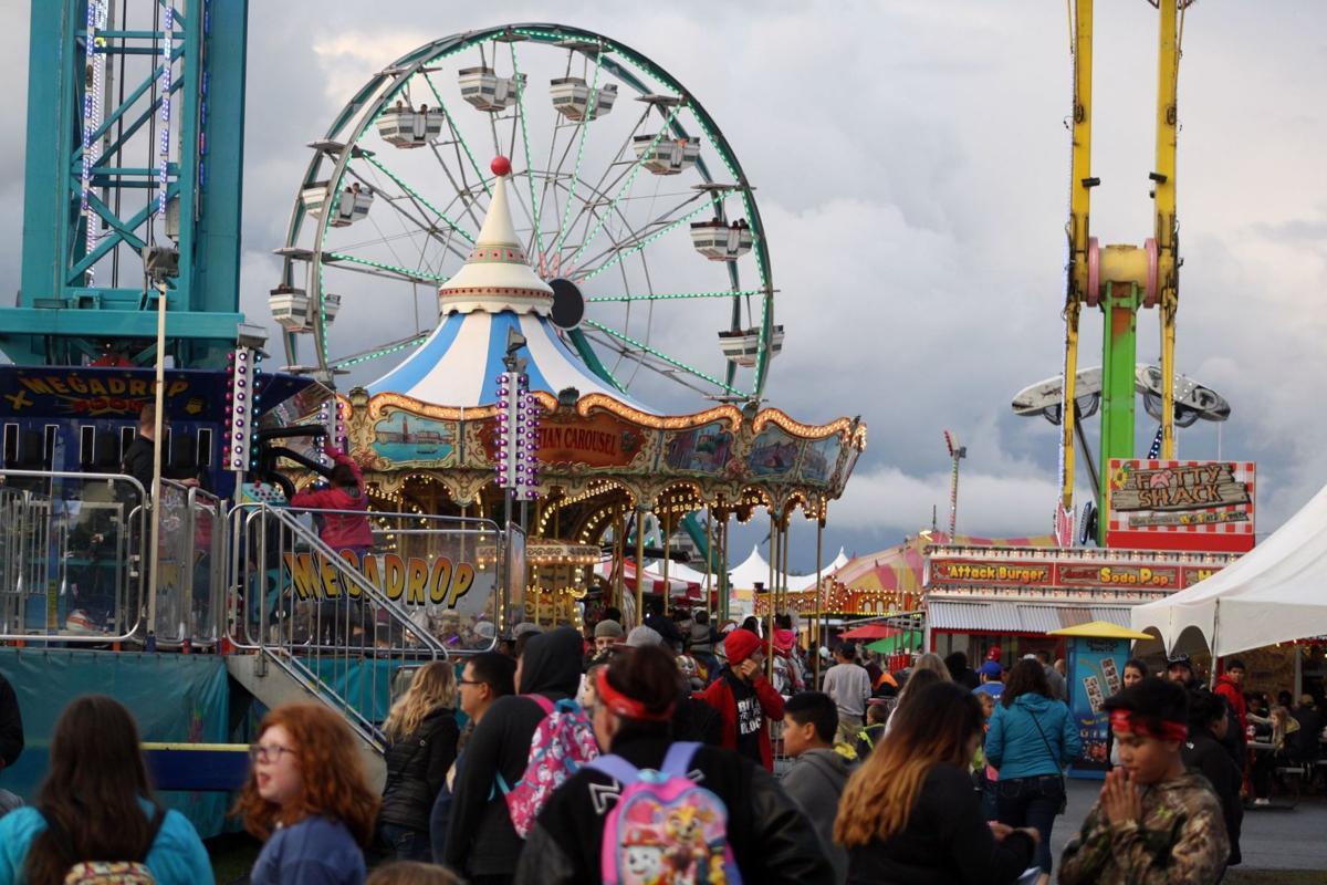 Alaska State Fair 2020 Admissionand Parking.The State Of The Alaska State Fair Fair Officials Look Ahead