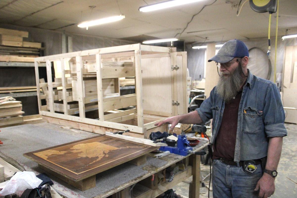 The Alaska Wood Shop