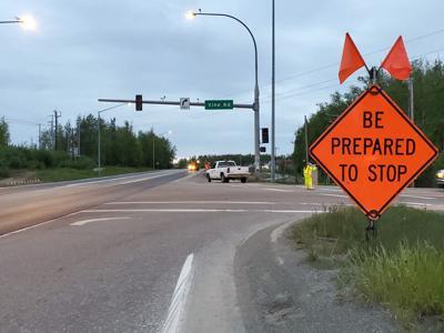 Knik-Goose Bay Road