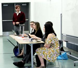 NEXT GENERATION: Student leaders aim to impact change