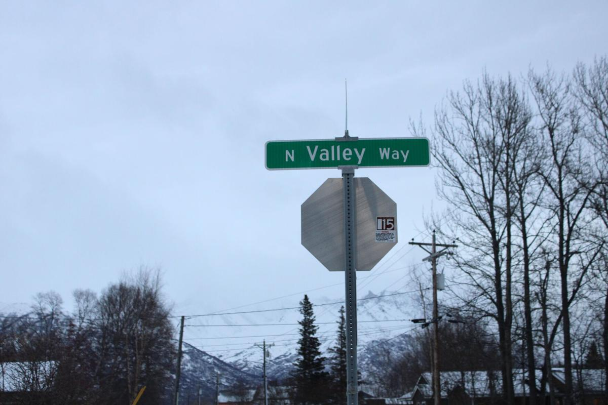 N. Valley Way