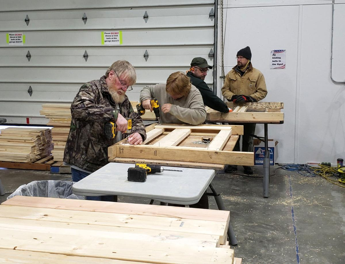 Wasilla Lowe's and Boys and Girls Club