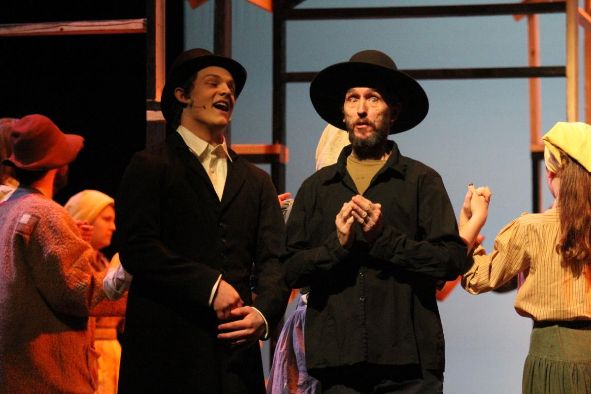 Fiddler On The Roof Gallery Frontiersman Com
