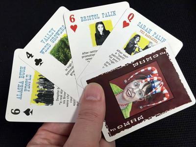 Palin playing cards