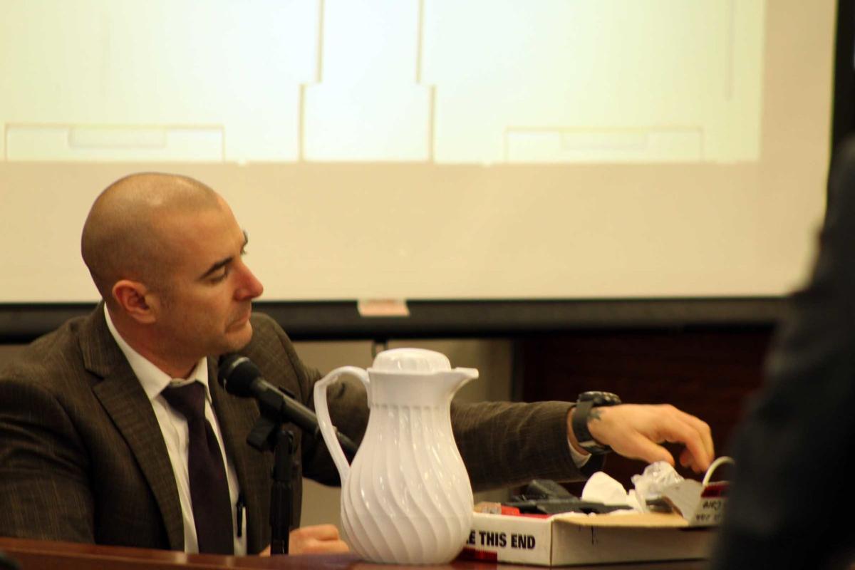 Dominic Johnson trial