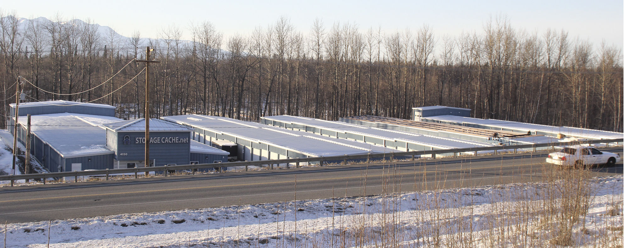 The 48000 square-foot Storage Cache facility features 316 units and is located just off the Palmer-Wasilla Highway at 4150 Snider Dr. in Wasilla. & A place for the u0027stuffu0027 | Business | frontiersman.com