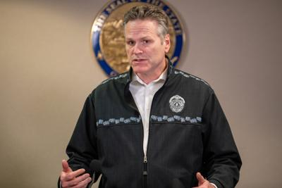 Gov. Mike Dunleavy