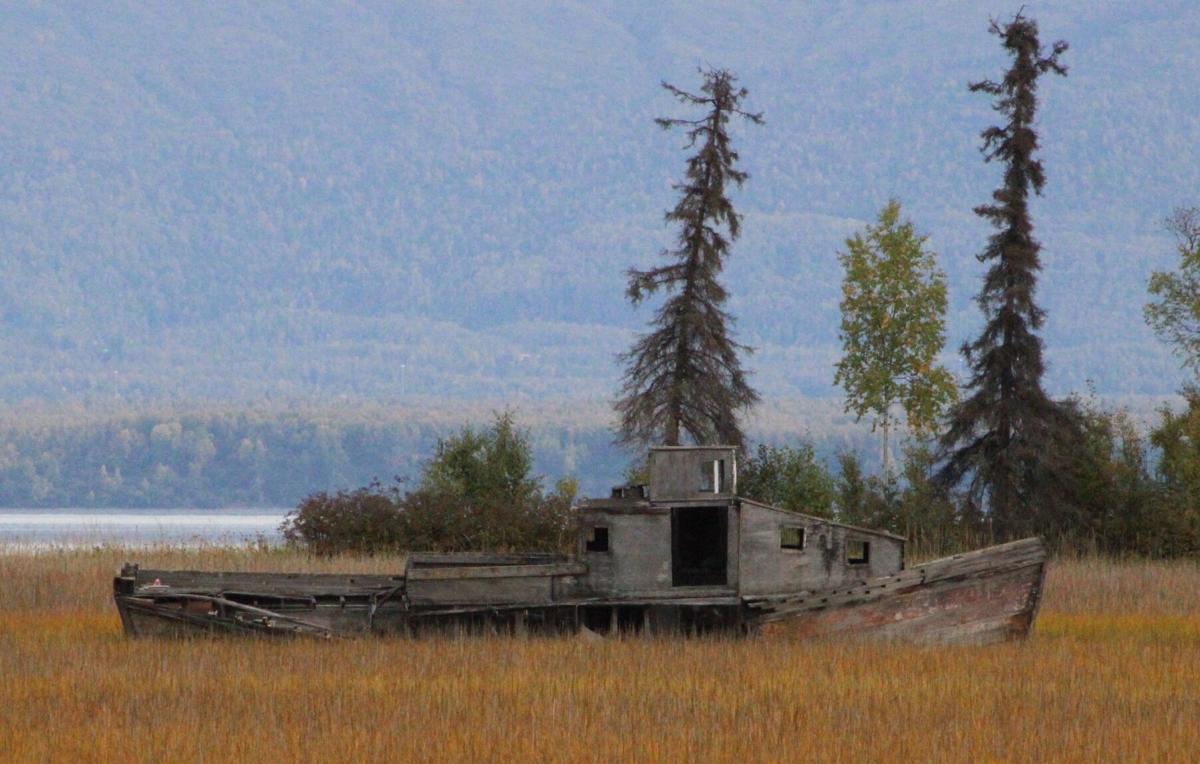 Joe Redington boat