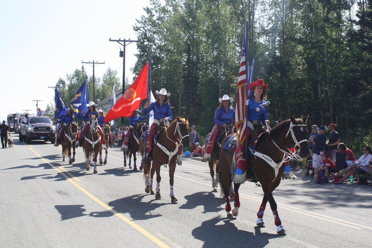 Wasilla parade