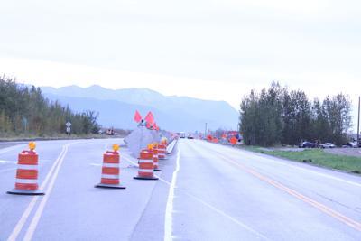 Glenn Highway project