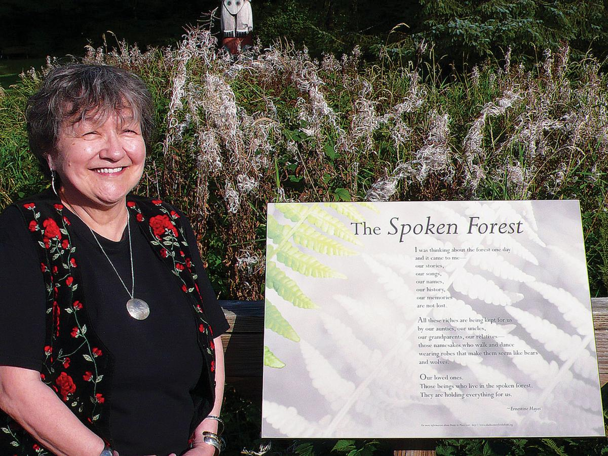 'Poems in Place' celebrates literature, nature