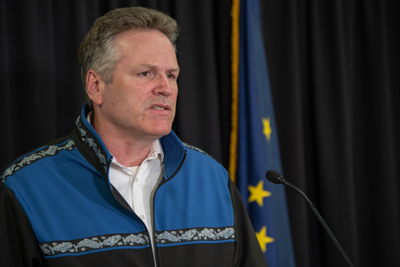 Governor Mike Dunleavy