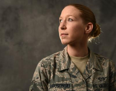 Airman owns mistake, recovers from Article 15, becomes shining example