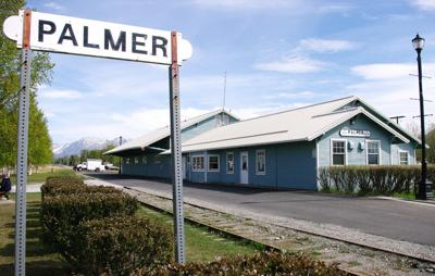 Palmer Train Depot