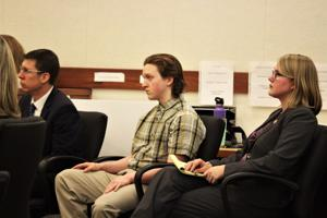 First convicted of murdering Palmer teen to face sentencing