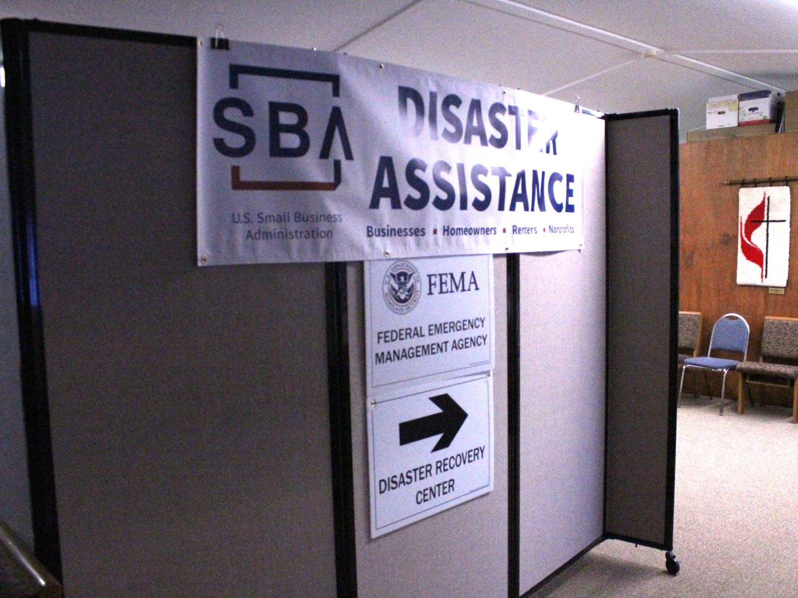 Disaster Recovery Center opens in Wasilla
