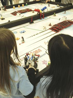 Wasilla Lake Christian Competes In First Lego League