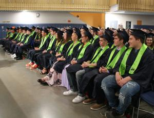 Mat-Su Career and Technical High School and Redington celebrate graduations as the second wave of class of 2019