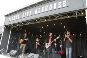 Backyard Bonfire; Alehouse opens patio for the summer concert series