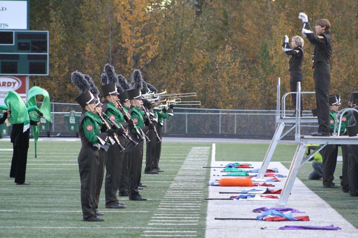 Colony High School band