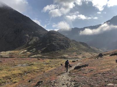 Hiker in upper Middle Fork Valley.jpg