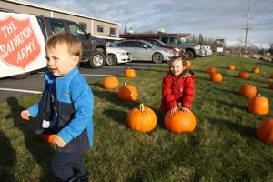 Valley residents show mass support during second annual Pumpkin Patch and Coat Drive