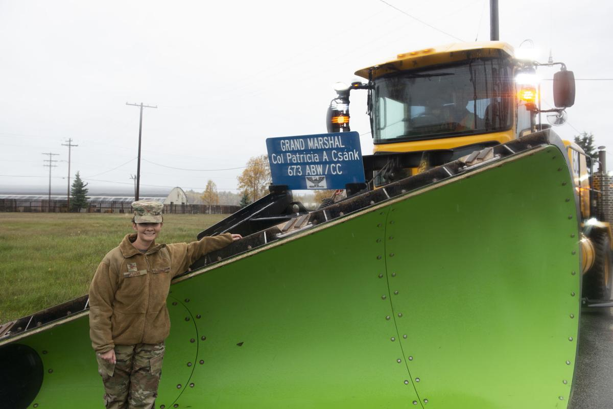 JBER's 773rd Civil Engineer Squadron holds annual Snow and Ice Parade