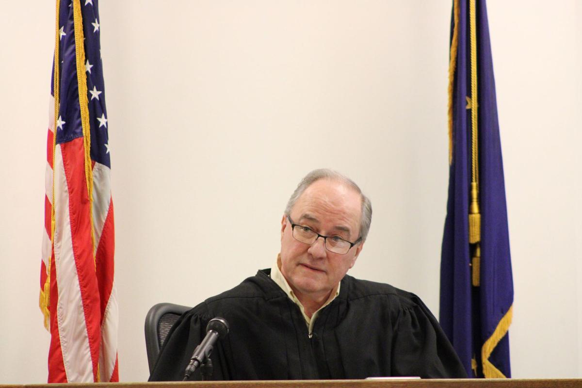 Judge William Estelle