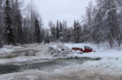 Willow Creek Flood