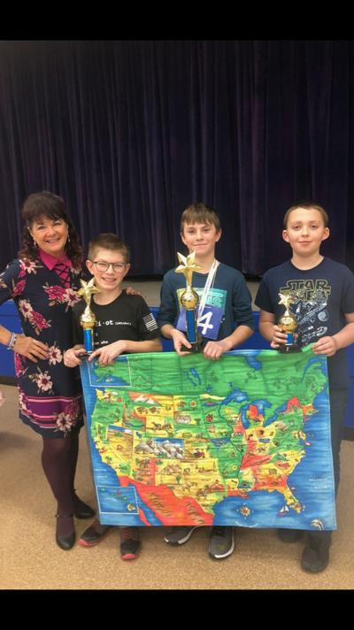 PJMS 2019 Geography Bee