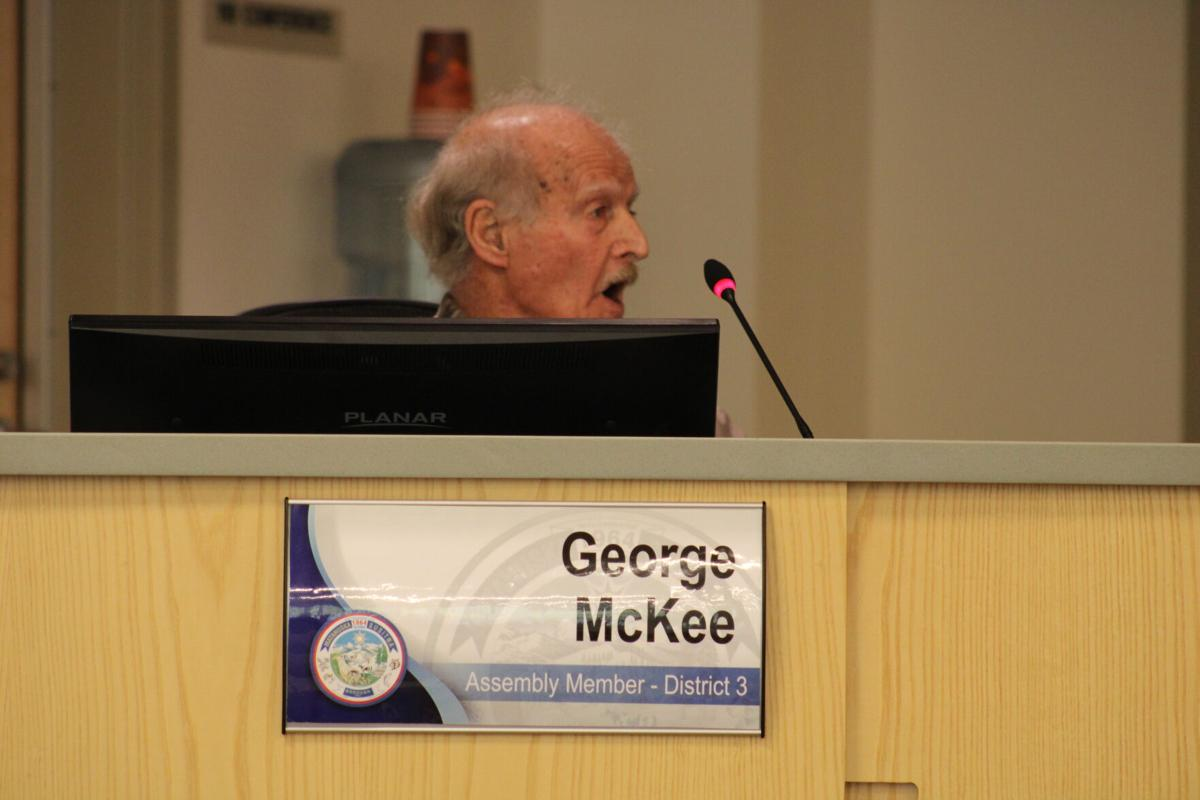 Assemblyman George McKee
