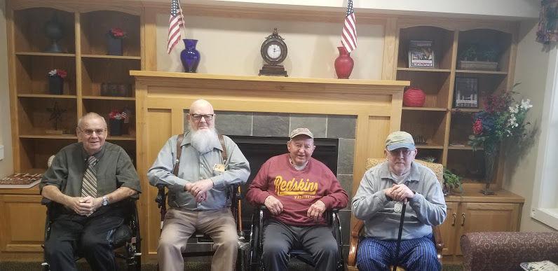 Valley veterans