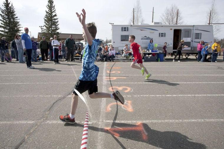 robert trigg elementary school track meet