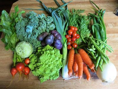 Alaska produce