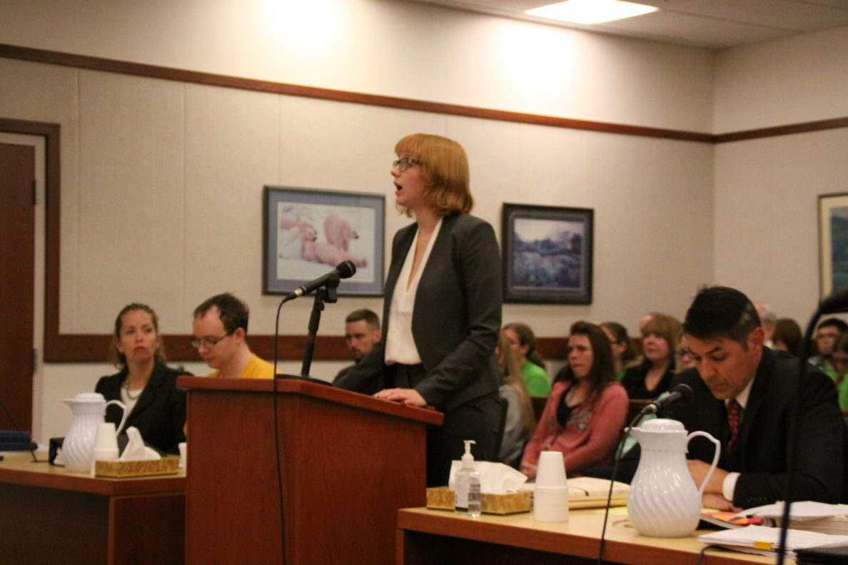 Clayton Allison sentencing