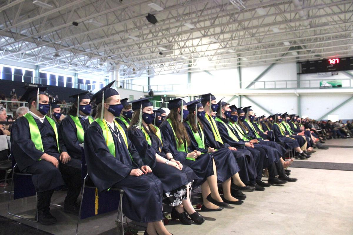 2021 Redington graduation