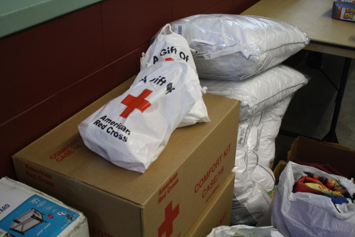 Red Cross items