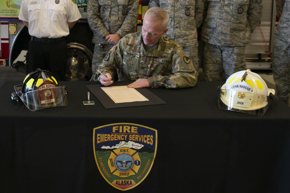 JBER Fire and Emergency Services holds open house