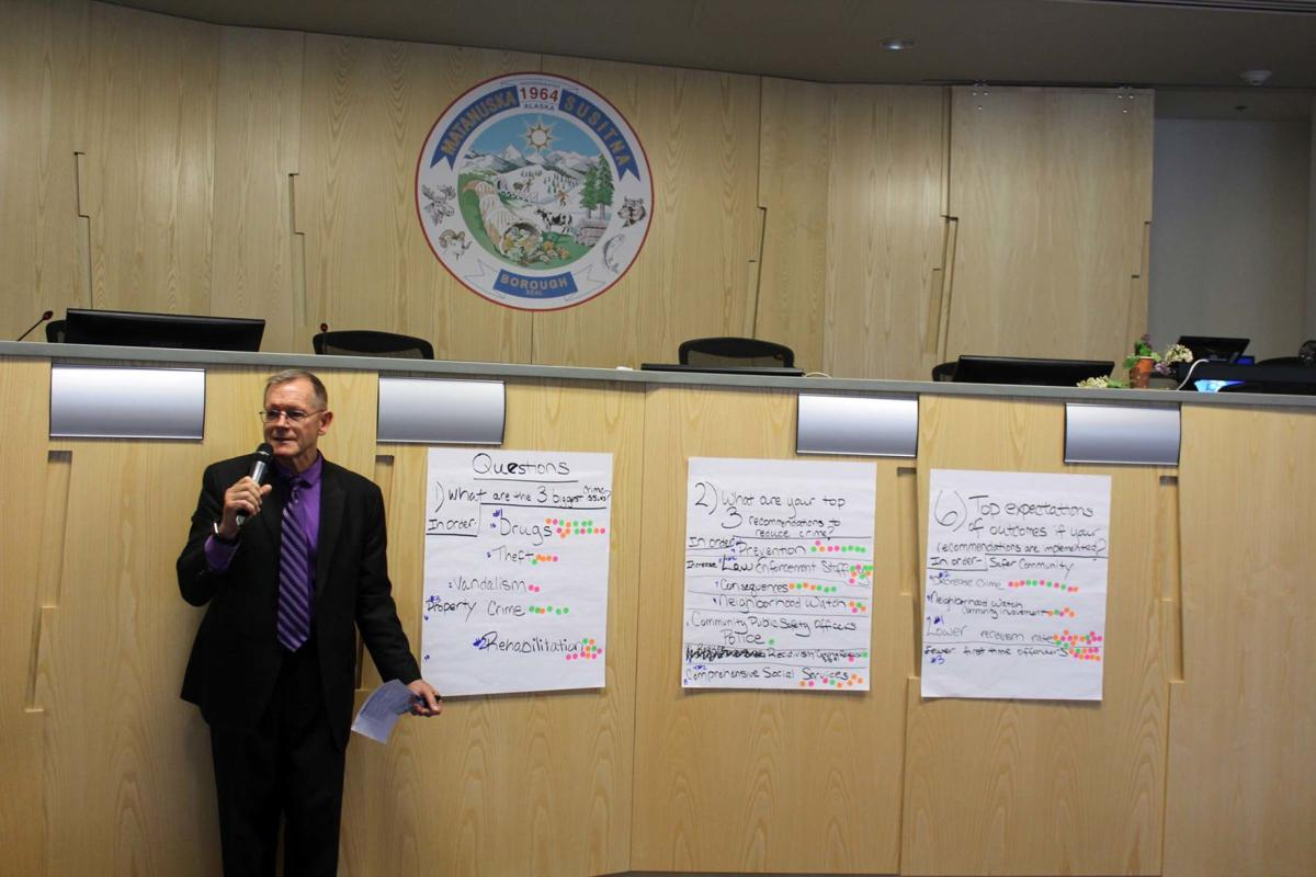 Assembly Meets With Community To Discuss Crime And